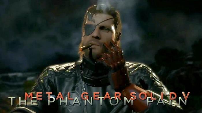 Metal Gear Solid V, la date de sortie révélée