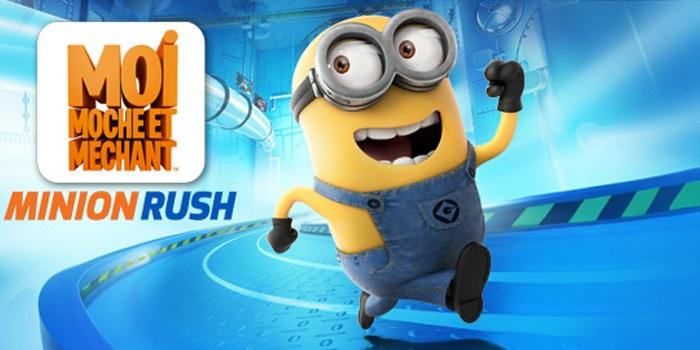 Moi, Moche et Méchant Minion Rush atteint le demi-milliard !_1677_big