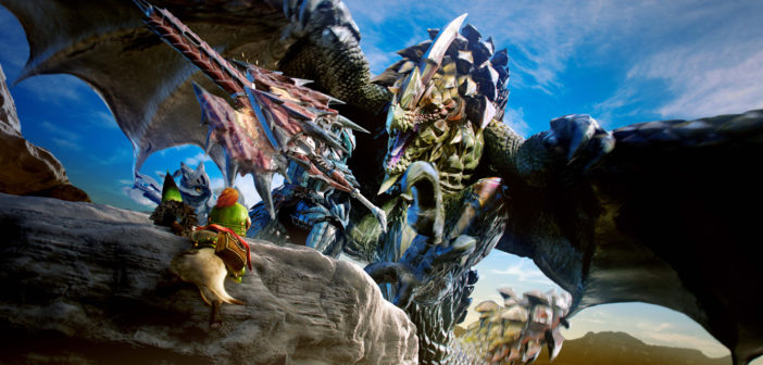 Monster Hunter 4 Ultimate : la chasse débarque enfin en 3D