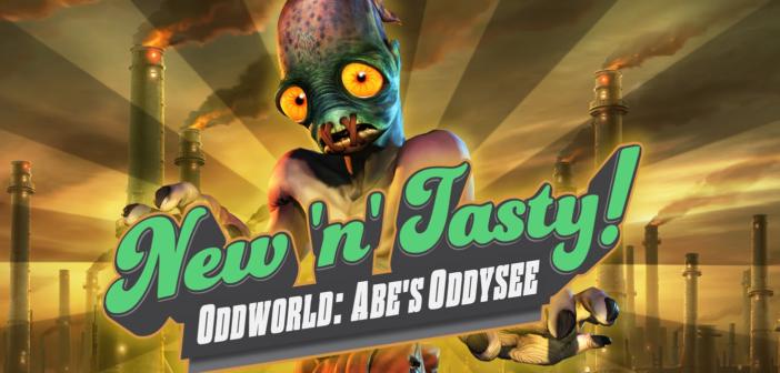 Une date et un prix pour Oddworld : New'N'Tasty sur Xbox ONE