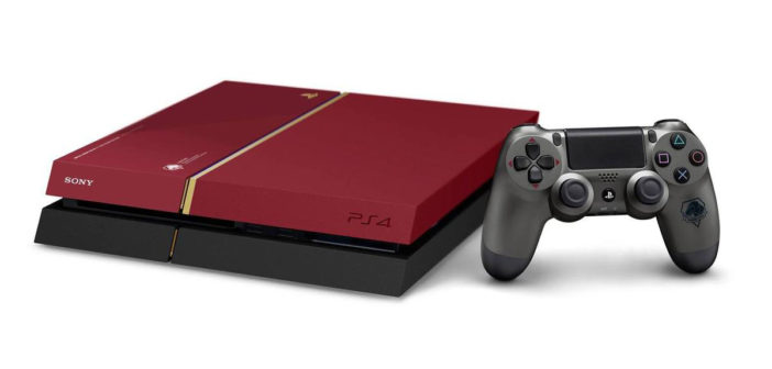 Une PS4 à l'effigie de Metal Gear Solid V ?