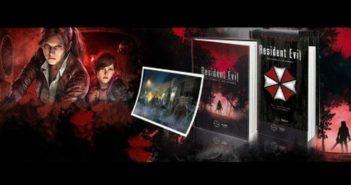 Resident Evil, la saga maintenant en livre