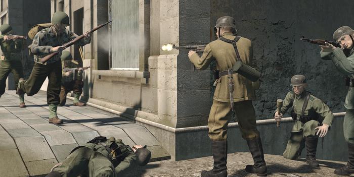 Reto-Moto présente la mise à jour russe de Heroes & Generals