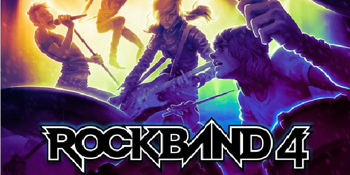 RockBand 4 bientôt sur PlayStation 4 et Xbox One !