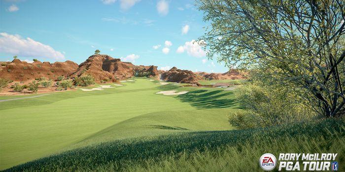 Rory McIlroy à l'affiche de PGA TOUR