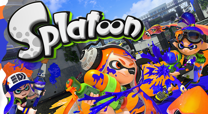 Images et trailer pour Splatoon sur Wii U