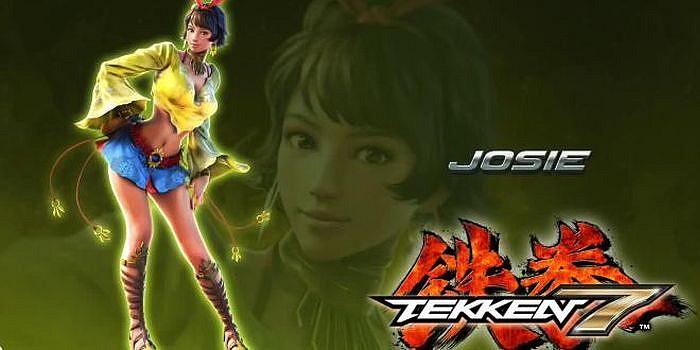 Tekken 7, Jin, Devil Jin et Josie se joignent à l'équipe