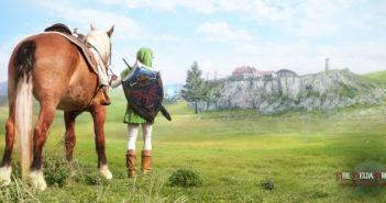 The Zelda Project : le teaser du fan film dévoilé