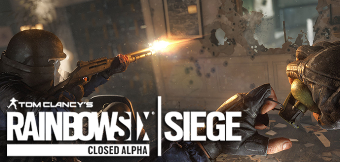 Tom Clancy's Rainbow 6 Siege : l'Alpha fermée bientôt disponible