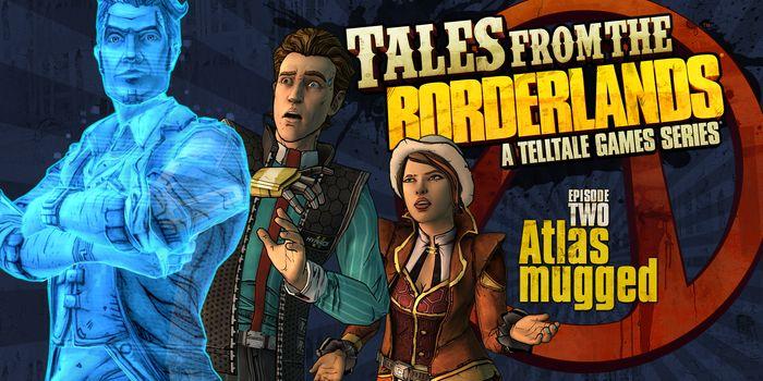 Trailer Ep2 Borderlands Une série Telltale Games_KeyArt_TalesFromTheBorderlands_Ep2_Final