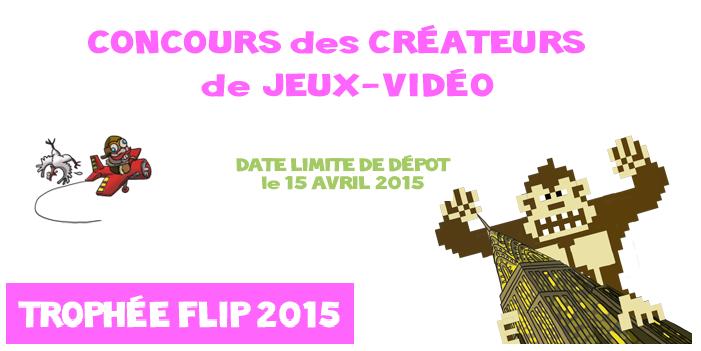 Trophée FLIP Jeux-Vidéo : candidatures ouvertes !