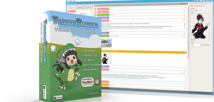 Créer vos propres jeux vidéo avec TyranoBuilder