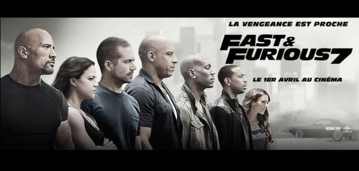 Vin Diesel prédit l'oscar du meilleur film pour Fast & Furious 7