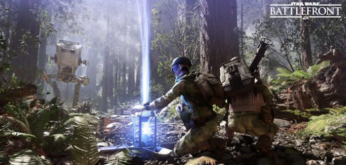 Star Wars Battlefront: les batailles galactiques ont une date