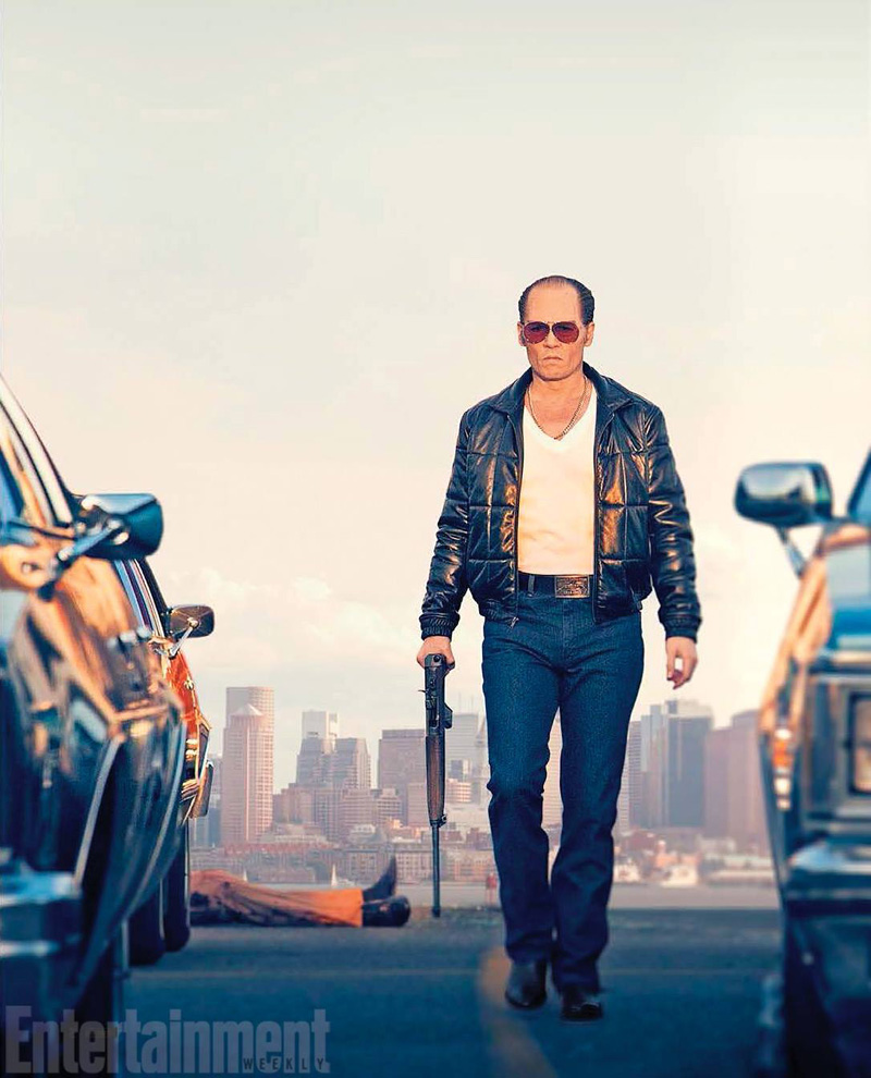 Johnny Depp se la joue gangster dans le trailer de Black Mass