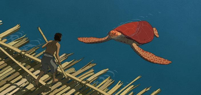 The Red Turtle, un film d'animation franco-japonais atypique