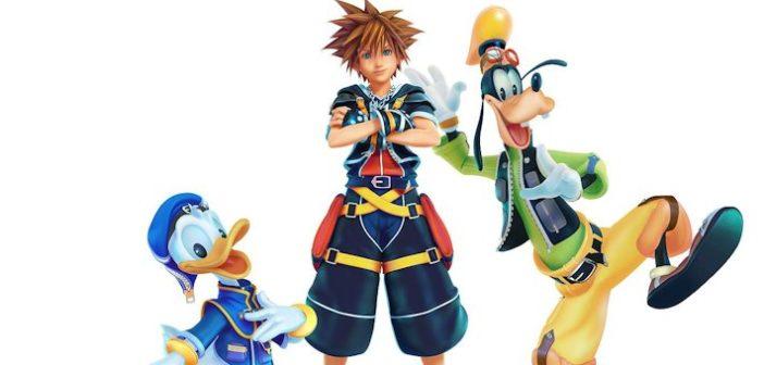Kingdom Hearts 3 sort de l'ombre en novembre