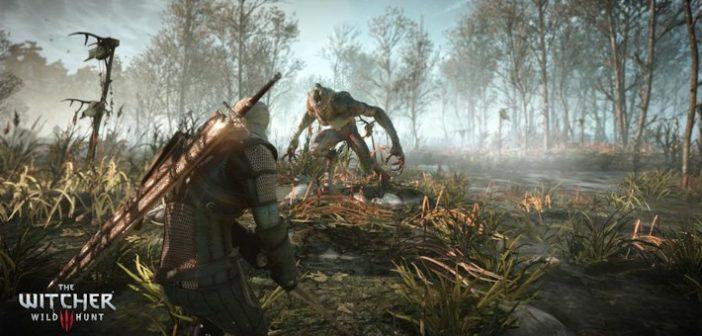 Le télégénique The Witcher 3: Wild Hunt