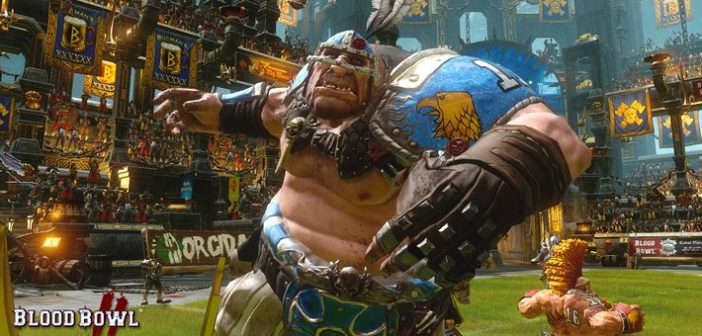 Blood Bowl passe en mode Chaos !