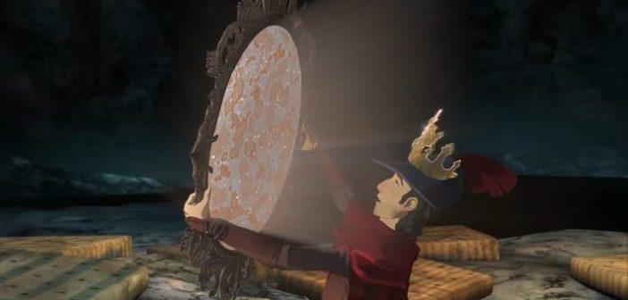 Découvrez le premier carnet de développeurs de King's Quest