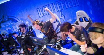 Finale des Electronic Sports League ONE Battlefield 4.