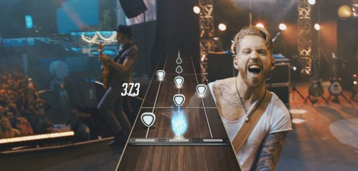 Guitar Hero Live fera tomber les feuilles !
