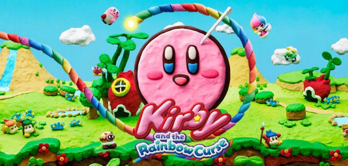 Légère avance pour Kirby et le pinceau arc-en-ciel