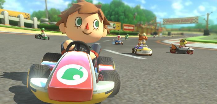 Mario Kart 8 : le second DLC bientôt disponible