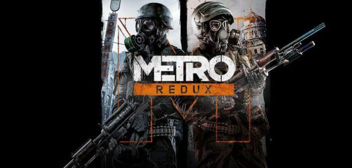 Metro Redux s'invite maintenant sur MAC !