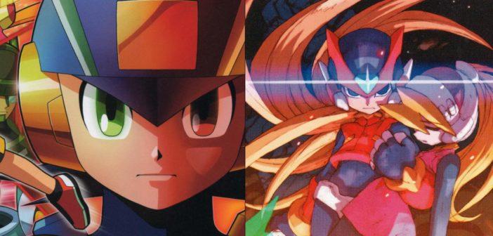 Votez pour votre Megaman préféré pour Wii U!