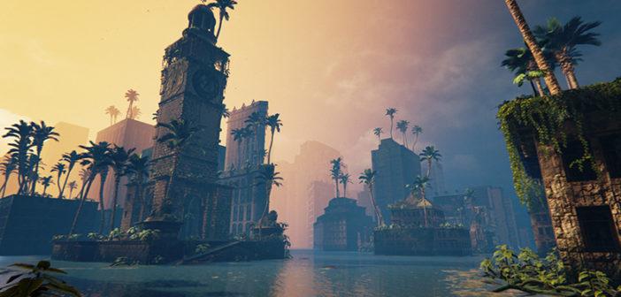 Submerged : une aventure les pieds dans l'eau à paraître sur PS4