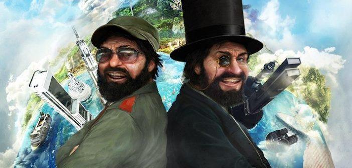Tropico 5 disponible sur PS4 dès aujourd'hui