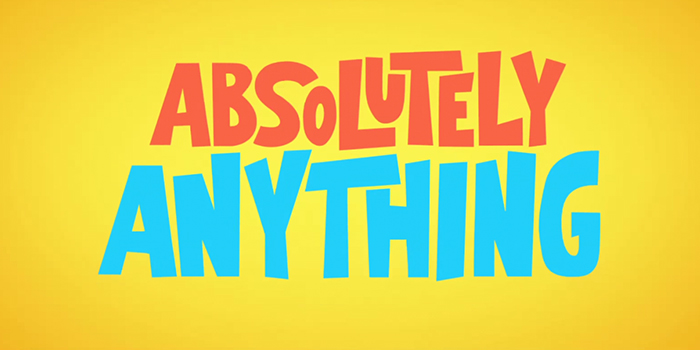 Absolutely Anything - une bande-annonce so british !