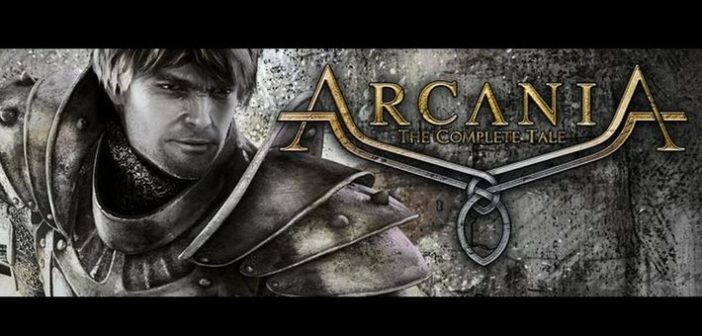 ArcaniA - The Complete Tale disponible sur PS4