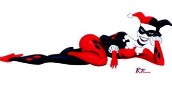 Bruce Timm trouve Harley Quinn sexy !