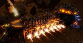 Battlefleet Gothic : Armada prêts à faire feu en vidéo !