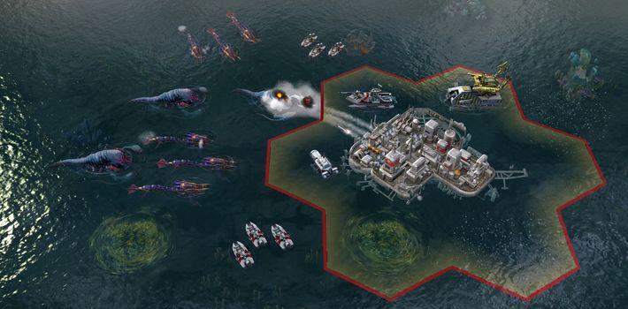 Beyond Earth : l'extension aquatique Rising Tide !