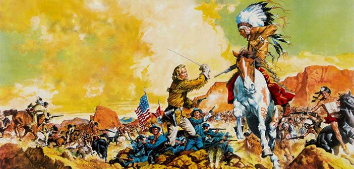[Critique DVD et Blu-Ray] Custer, l'homme de l'Ouest : Little Big Film