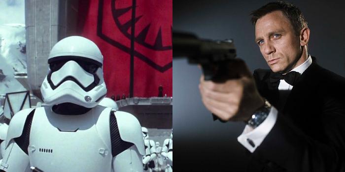 Daniel Craig Stormtrooper