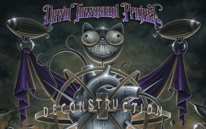 Deconstruction, la parfaite folie de Devin Townsend