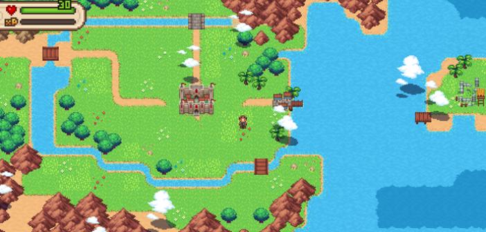 Evoland 2 présente une première vidéo de gameplay !