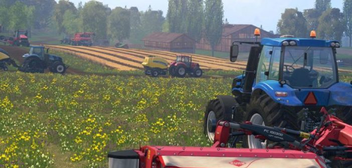 Farming Simulator 15 : le trailer de lancement
