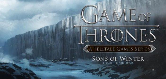 Game of Thrones revient en vidéo avec 'Sons of Winter'