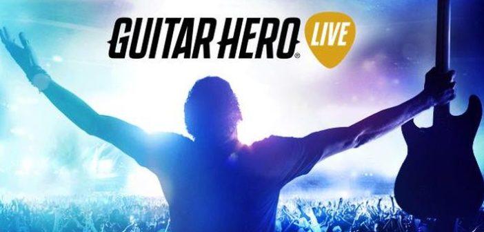 Guitar Hero Live dévoile ses 24 premiers morceaux !