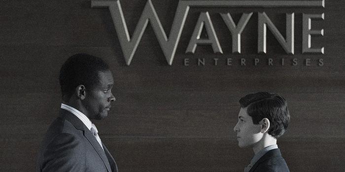 Harvey Dent et Lucius Fox réguliers de la saison 2 de Gotham !