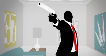 Hitman Agent 47 Mad Men