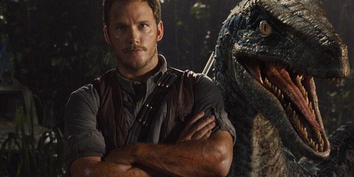 Jurassic Chris Pratt