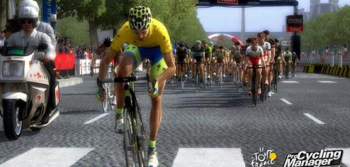Le premier teaser des jeux du Tour de France, est arrivé !