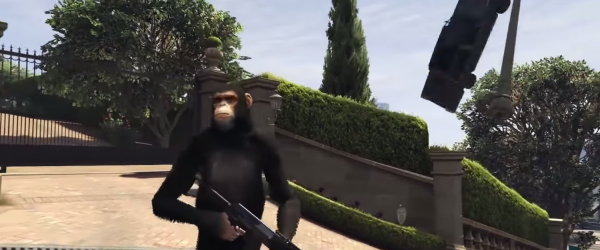Rockstar Games lève le voile sur les mods de GTA V !