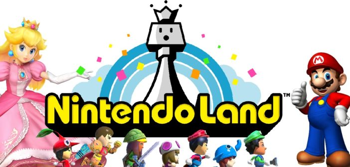 Nintendo Land Parc News